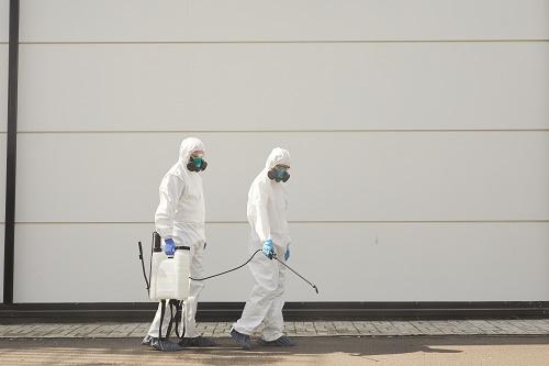 travailler avec une entreprise de nettoyage à Courbevoie